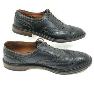 Allen Edmonds Shoes - Allen Edmonds McTavish Leather Wing Tip Oxford